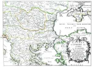 Romania anul 1655
