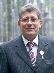 Preşedintele interimar al R.Moldova, Mihai Ghimpu